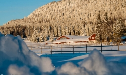 Bergåkra gård Söromåsen
